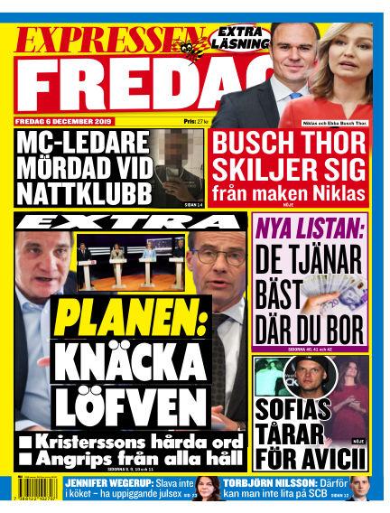 Expressen December 06, 2019 00:00