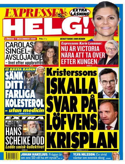 Expressen December 07, 2019 00:00
