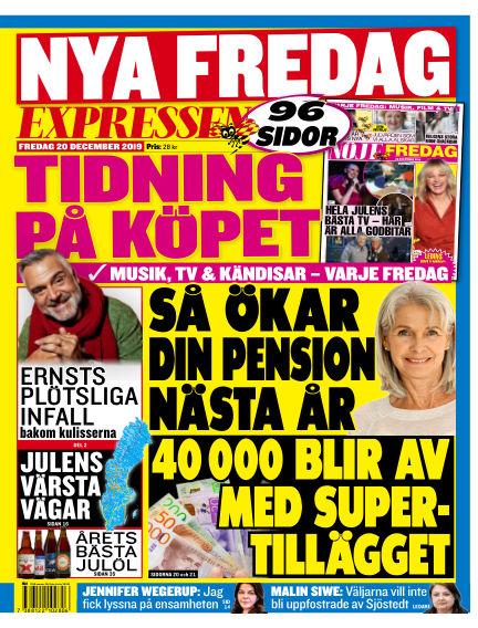 Expressen December 20, 2019 00:00