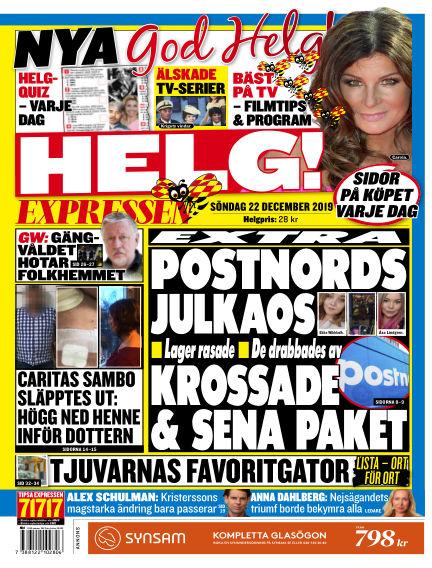 Expressen December 22, 2019 00:00