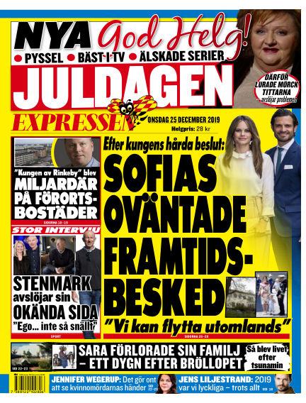 Expressen December 25, 2019 00:00