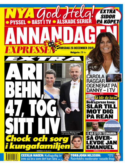 Expressen December 26, 2019 00:00