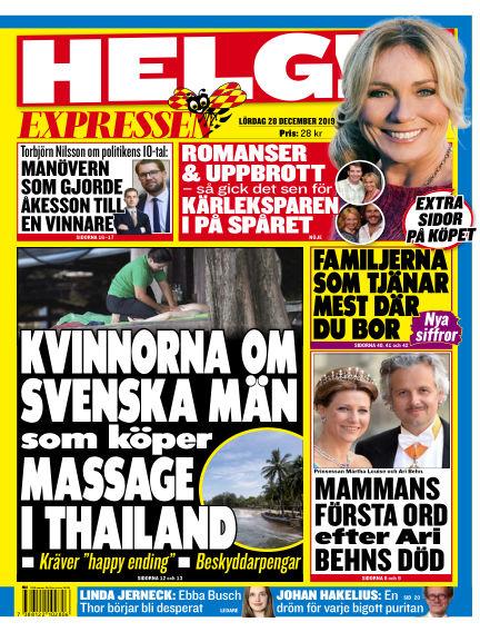 Expressen December 28, 2019 00:00