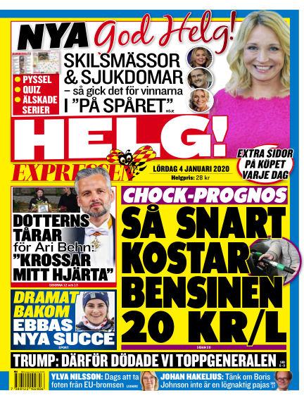 Expressen January 04, 2020 00:00