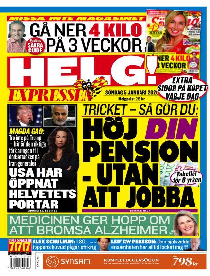 Expressen January 05, 2020 00:00