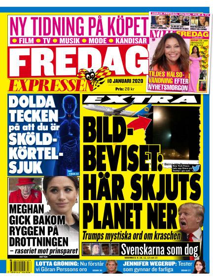 Expressen January 10, 2020 00:00