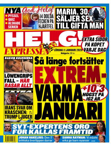 Expressen January 11, 2020 00:00