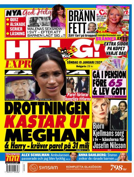 Expressen January 19, 2020 00:00
