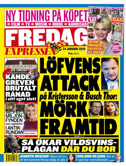 Expressen January 24, 2020 00:00