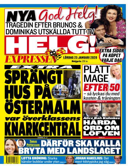Expressen January 25, 2020 00:00