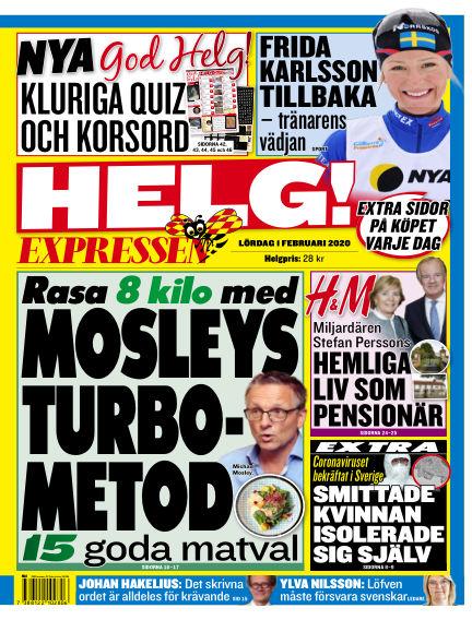 Expressen February 01, 2020 00:00