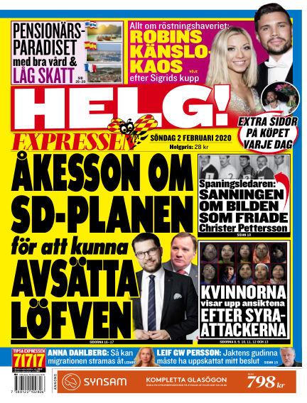 Expressen February 02, 2020 00:00