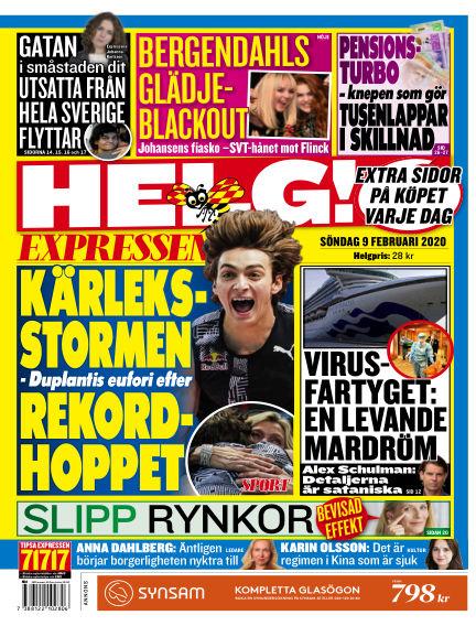 Expressen February 09, 2020 00:00