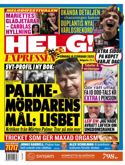 Expressen February 16, 2020 00:00