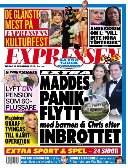 Expressen February 18, 2020 00:00