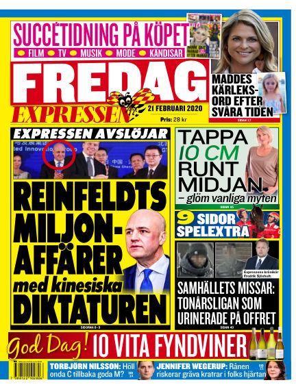 Expressen February 21, 2020 00:00