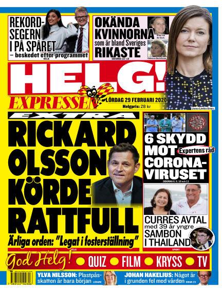 Expressen February 29, 2020 00:00