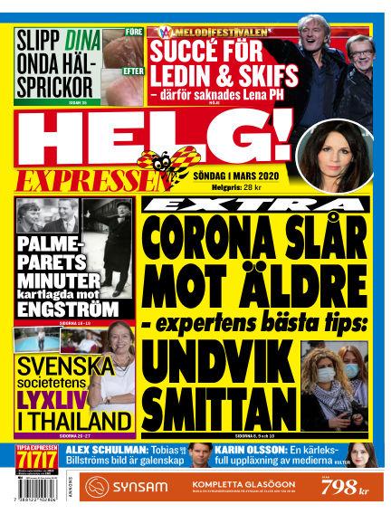 Expressen March 01, 2020 00:00