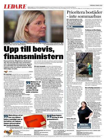 Expressen March 05, 2020 00:00