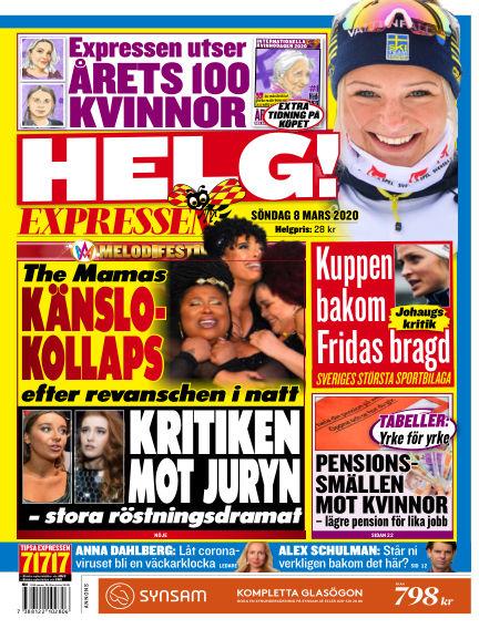 Expressen March 08, 2020 00:00