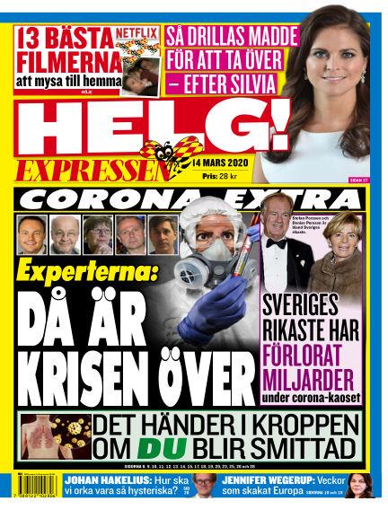 Expressen March 14, 2020 00:00