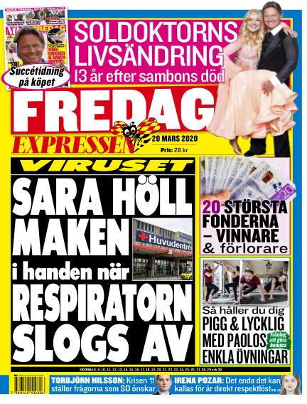Expressen March 20, 2020 00:00
