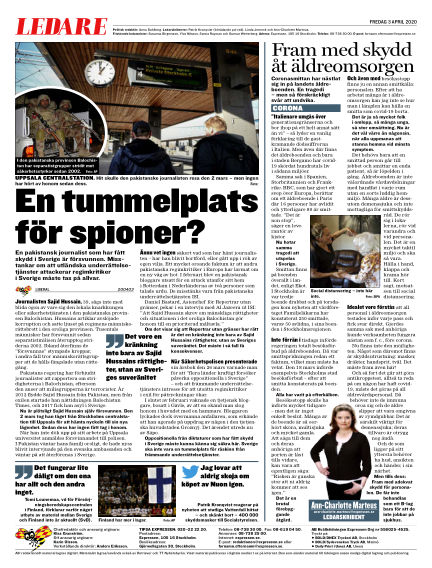 Expressen April 03, 2020 00:00