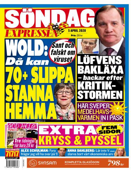 Expressen April 05, 2020 00:00