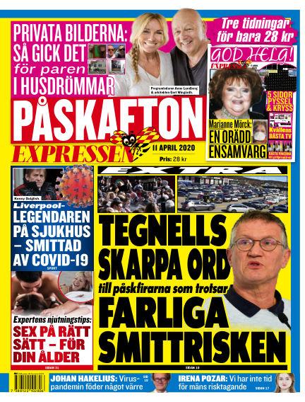 Expressen April 11, 2020 00:00