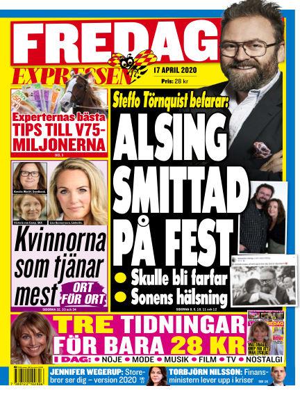 Expressen April 17, 2020 00:00