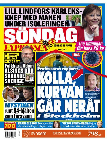 Expressen April 19, 2020 00:00