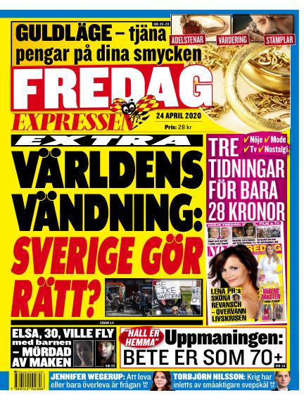 Expressen April 24, 2020 00:00