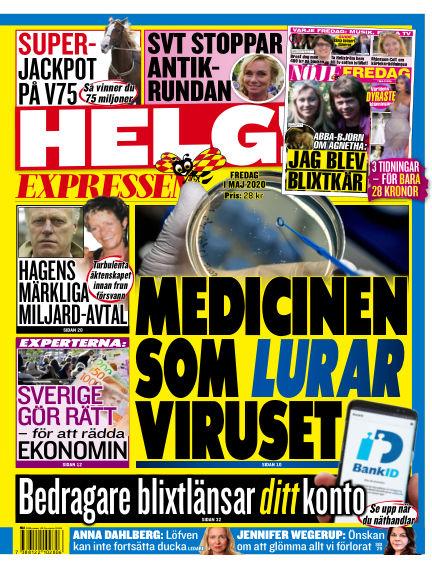Expressen May 01, 2020 00:00