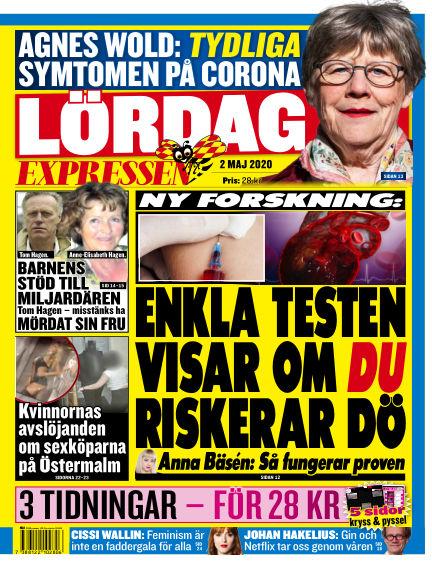 Expressen May 02, 2020 00:00