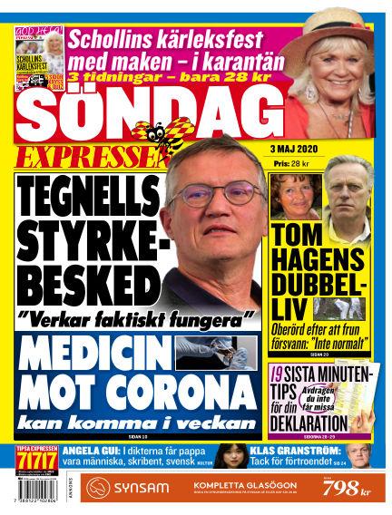 Expressen May 03, 2020 00:00