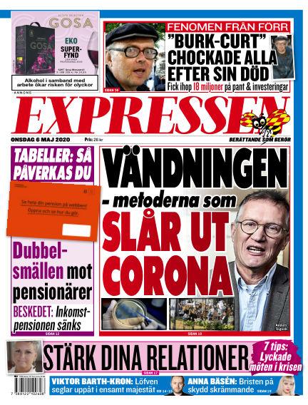 Expressen May 06, 2020 00:00