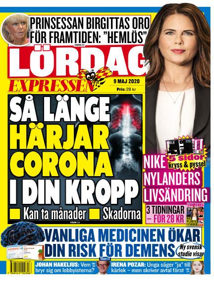 Expressen May 09, 2020 00:00