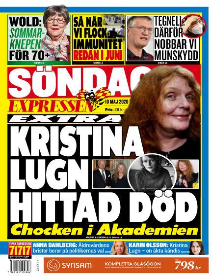Expressen May 10, 2020 00:00