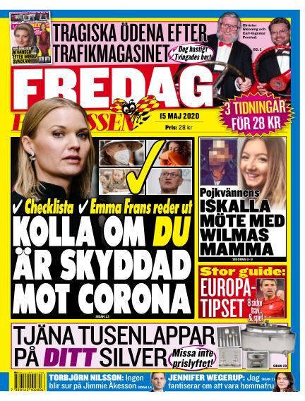 Expressen May 15, 2020 00:00