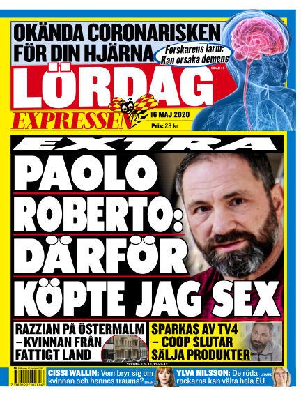 Expressen May 16, 2020 00:00