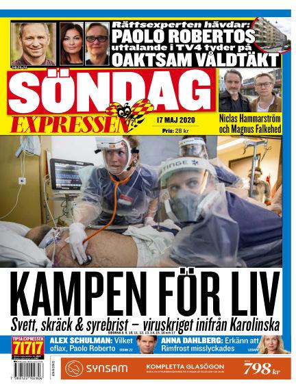 Expressen May 17, 2020 00:00