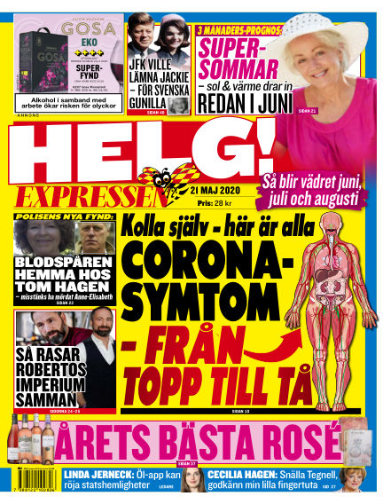 Expressen May 21, 2020 00:00