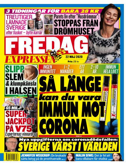 Expressen May 22, 2020 00:00