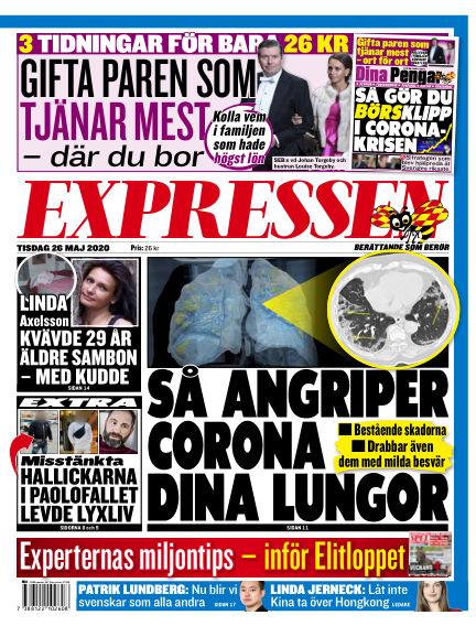 Expressen May 26, 2020 00:00