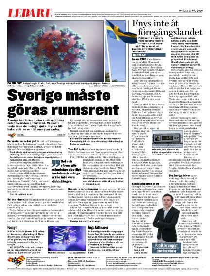 Expressen May 27, 2020 00:00