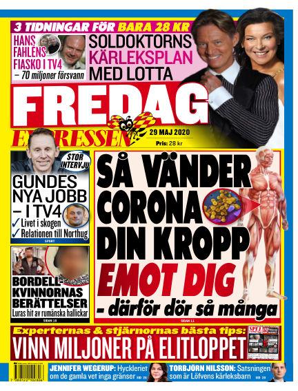 Expressen May 29, 2020 00:00