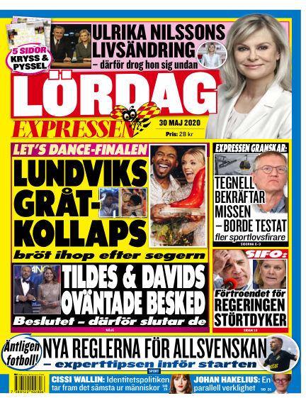 Expressen May 30, 2020 00:00