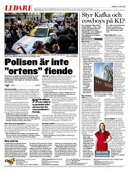 Expressen June 05, 2020 00:00