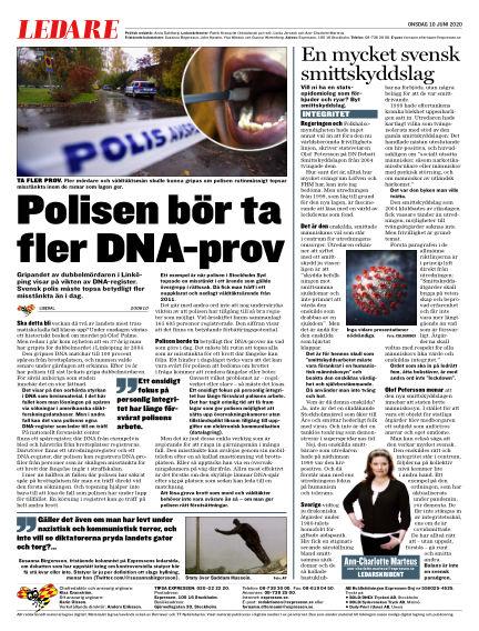 Expressen June 10, 2020 00:00