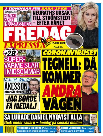 Expressen June 12, 2020 00:00